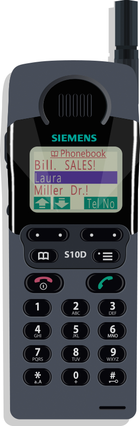 Evolution of the Mobile Phone - History and Timeline