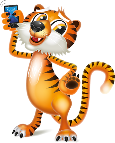 Groo, the tiger