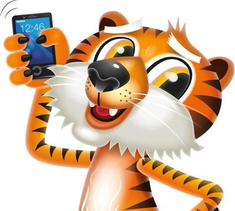 Groo - The TigerMobiles.com Tiger