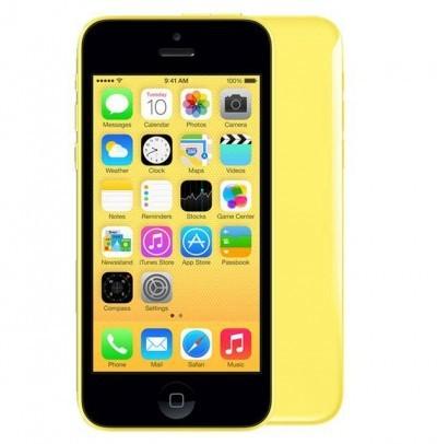 iPhone 5c 8GB Yellow
