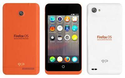 Mozilla Firefox Phone