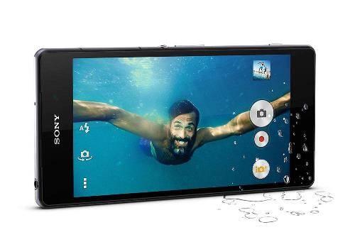 Sony Xperia Z2 Camera