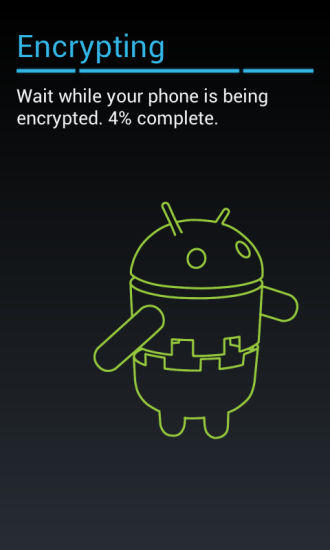 Android Encryption