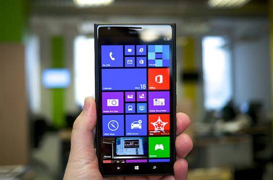 High End Nokia Lumia 1520