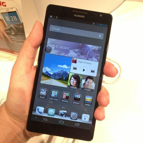 Huawei Ascend Mate - Budget Phablet