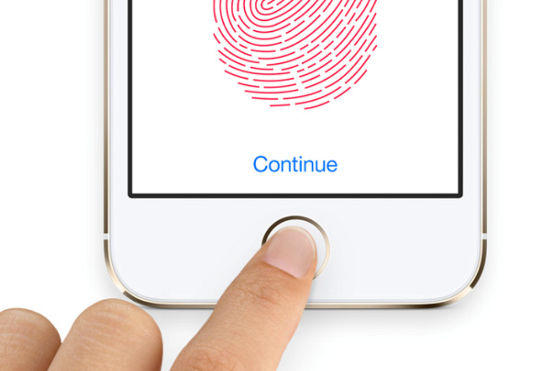 TouchID Fingerprint Sensor