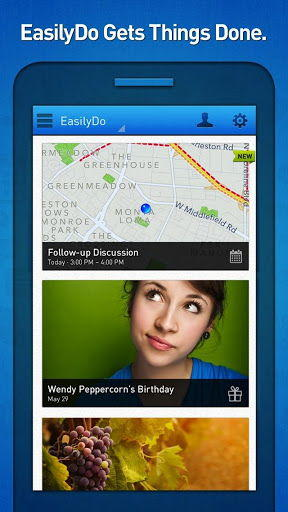 EasilyDo - Personal Assistant