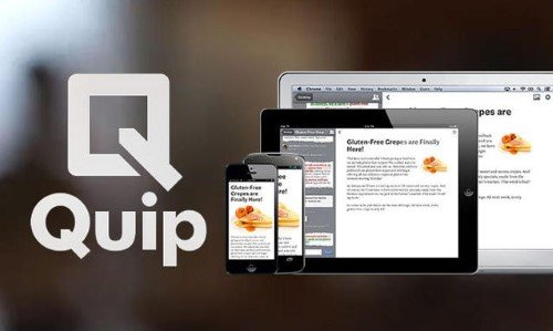 Quip - Collaborative Working