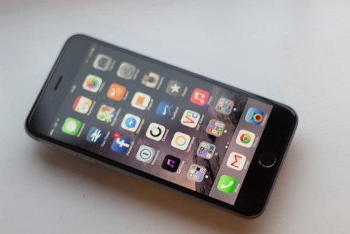 iPhone 6 Plus Phablet