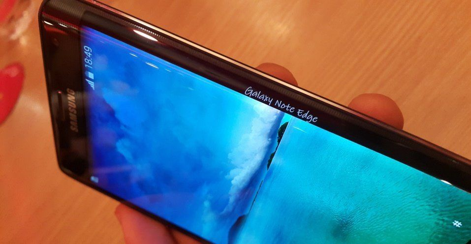 Are Edge Phones the Way of the Future? And What's that Edge For??!