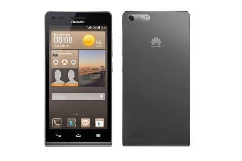 The Huawei Ascend G6