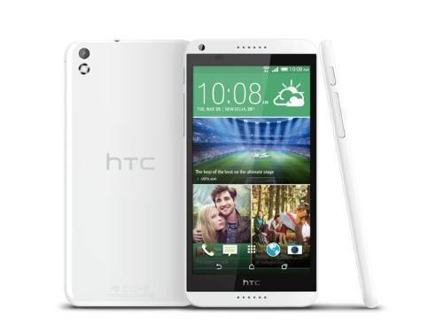 The HTC Desire 816 Dual SIM
