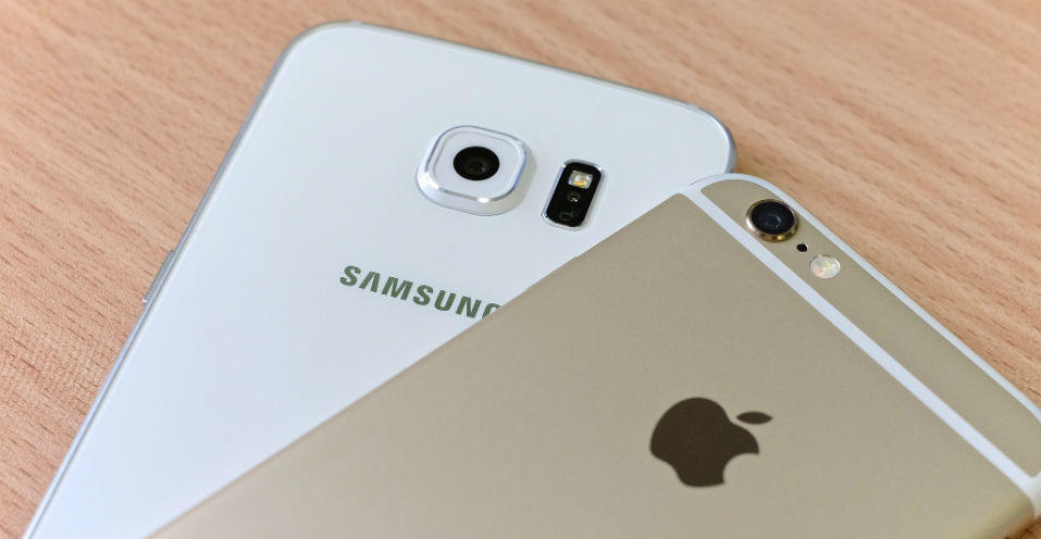 Head to Head: iPhone 6 vs. Samsung Galaxy S6 vs. HTC One M9