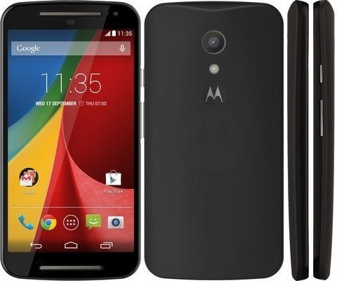 The Motorola Moto G 2nd Generation Dual SIM