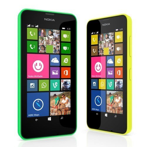The Nokia Lumia 630 Dual SIM