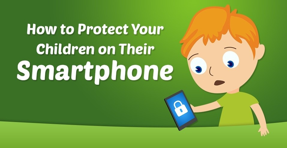 Image result for child on smart phone