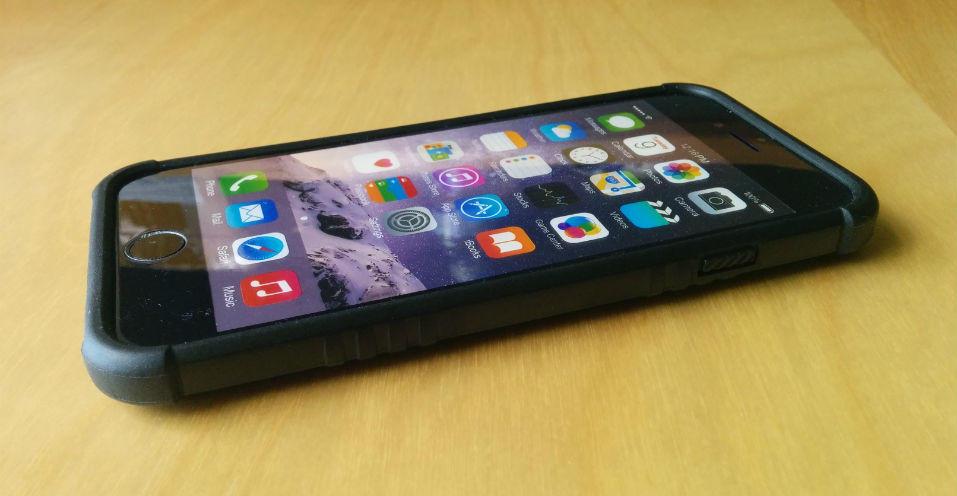 Serious iPhone Armour: The Urban Armor Gear Case