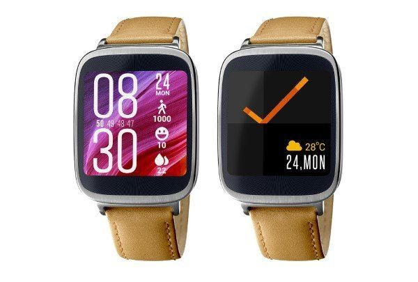 The Asus ZenWatch