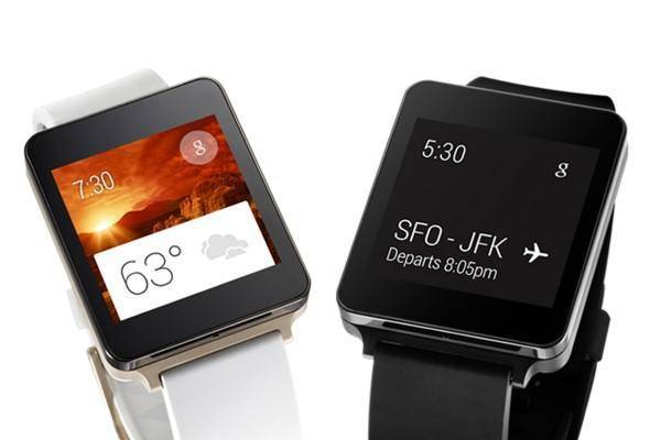 The LG G Watch