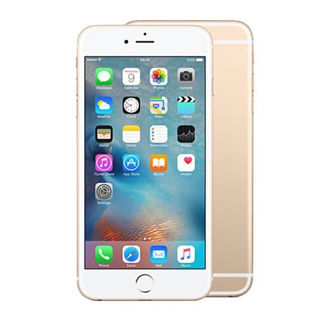 Iphone 6s Plus 128 Gb Neu