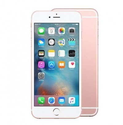 iPhone 6s Plus 16GB rose gold Pink