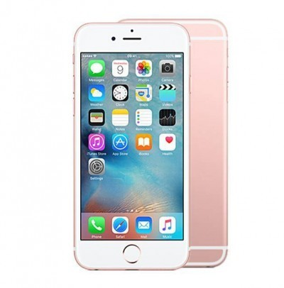 iPhone 6s 128GB rose gold Pink