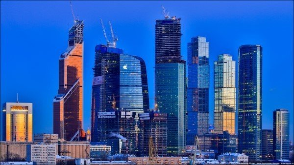 Moscow International Business Center,