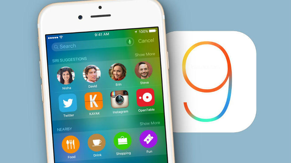 iOS9 Tips and Tricks