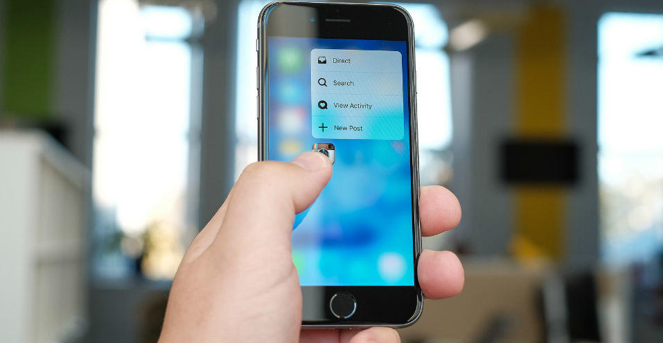 6 Awesome Uses for 3D Touch on Your iPhone