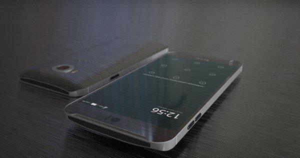 HTC M10 Render