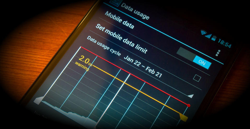 Cut Your Mobile Data Use by 50% Today!