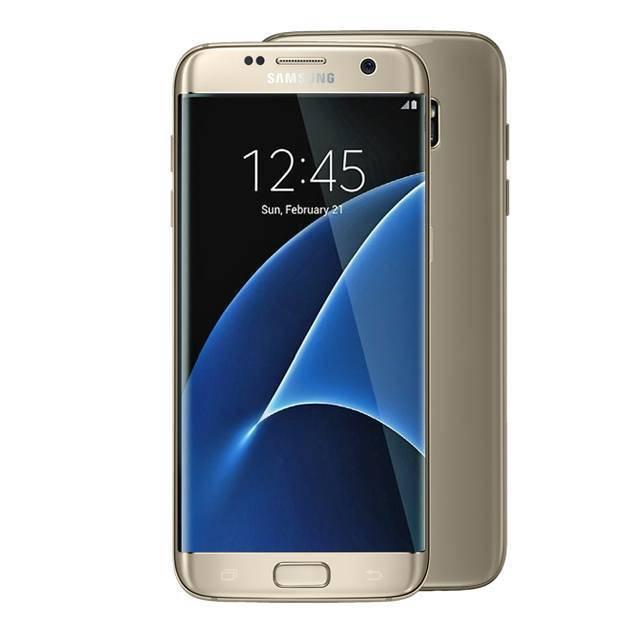 Samsunf Platinum: Compare Samsung Galaxy S7 Edge Gold Deals