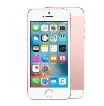 iPhone SE 64GB rose gold Pink