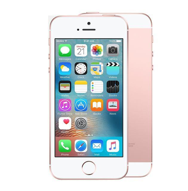 Iphone S Rose Gold Payg