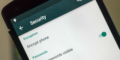 How to Encrypt Android