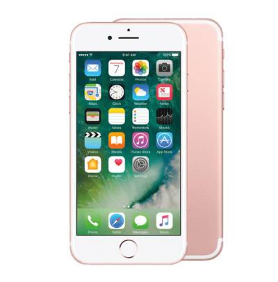 iPhone 7 128GB rose gold Pink