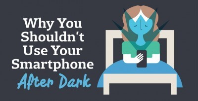 The Dangers of Blue Light at Night