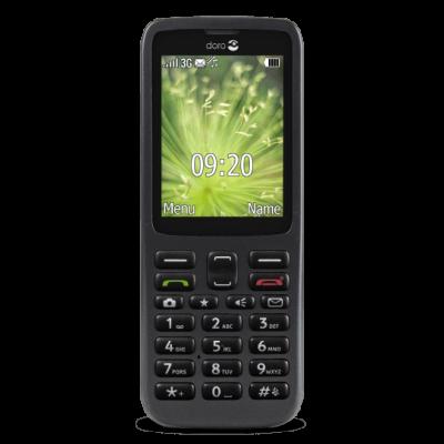 PhoneEasy 5516 Black