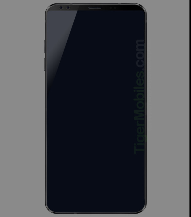 LG 'G7' moniker confirmed by company's own app, render image appears online