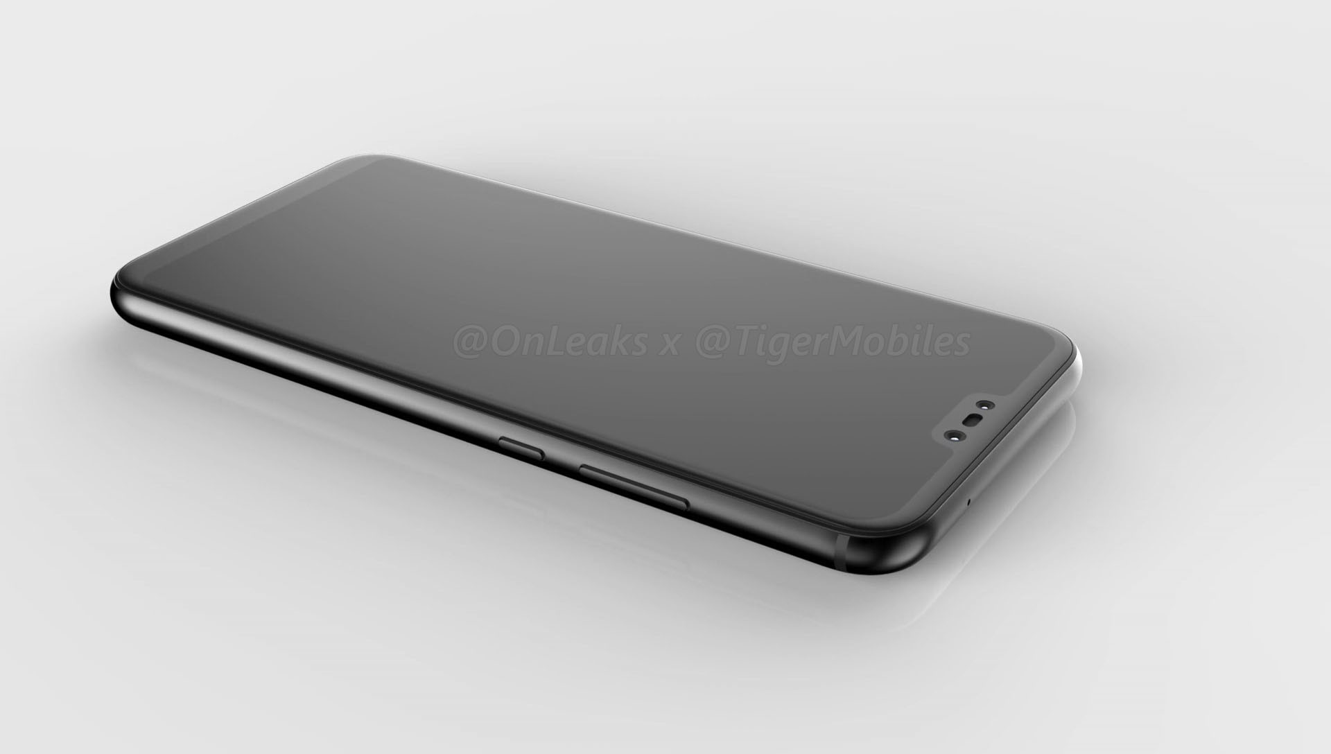 New Huawei P20 Plus Renders Reveal Triple Camera Setup
