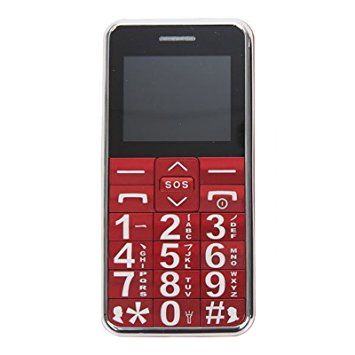 The Big Digit SOS Phone