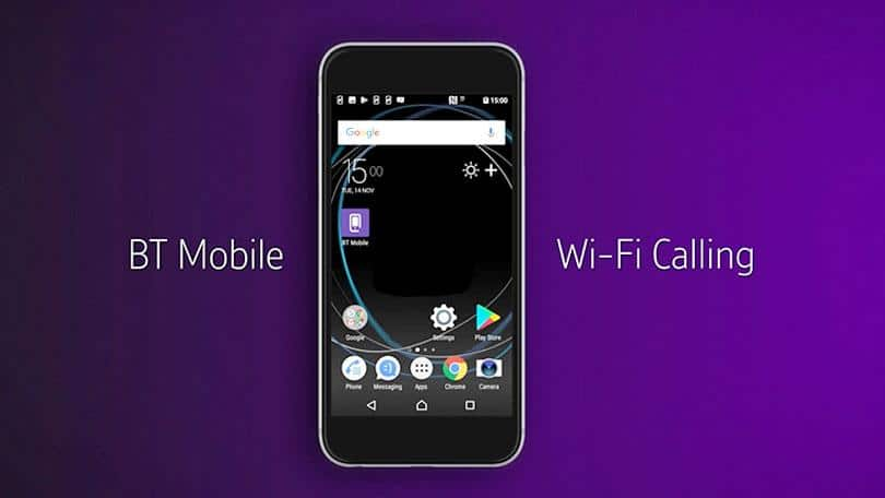 wi-fi calling bt mobile