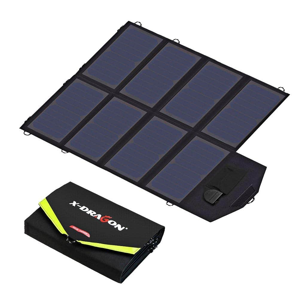 Solar Charger X-DRAGON 40W