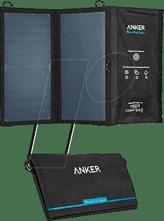 The Anker Powerport Solar