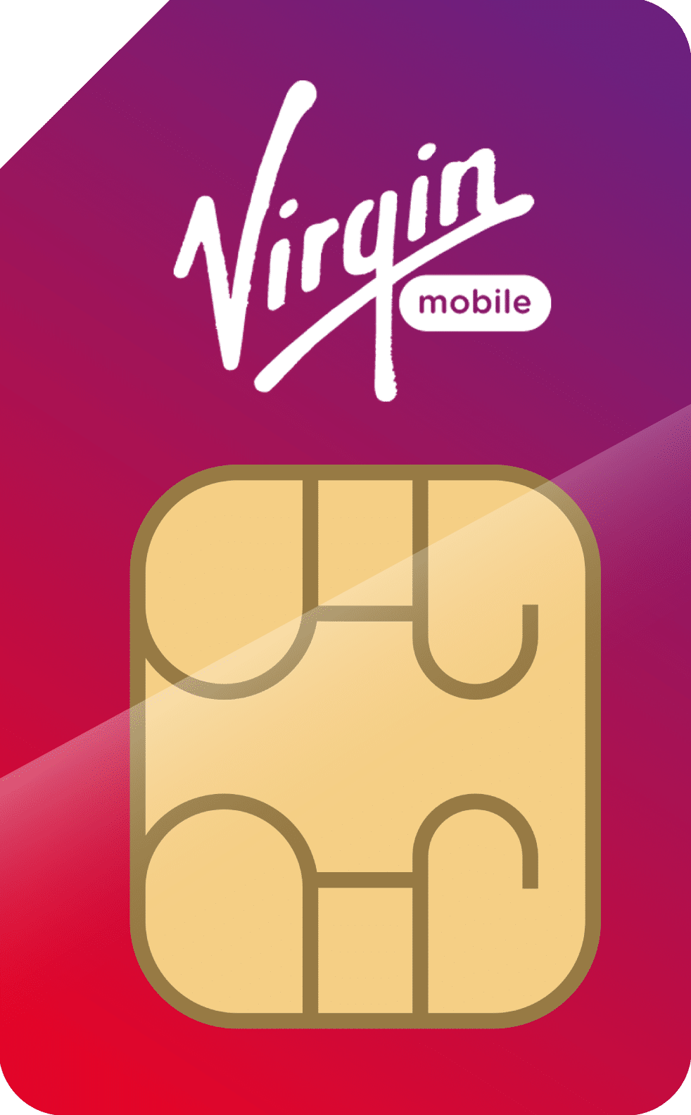Virgin Unlimited Data for Messaging