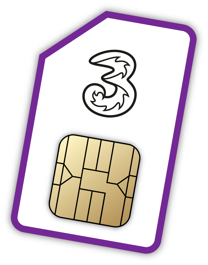 Three Data Reward SIM