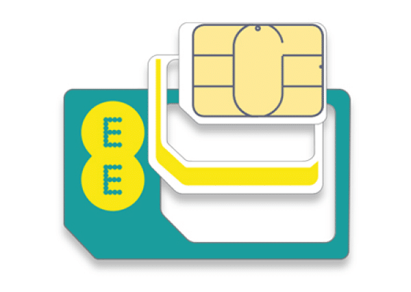 ee unlimited data sim