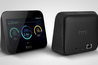 HTC 5G Hub Router Review: 5G Mobile Broadband @ £50 Per Month with EE