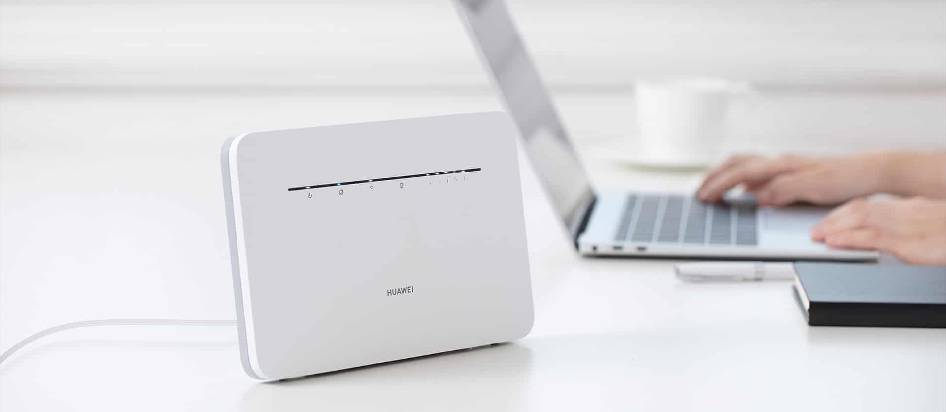 Huawei B535 Router Review